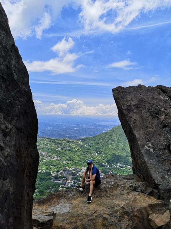 teapotmt.42 瑞芳-茶壺山 超美山海景觀