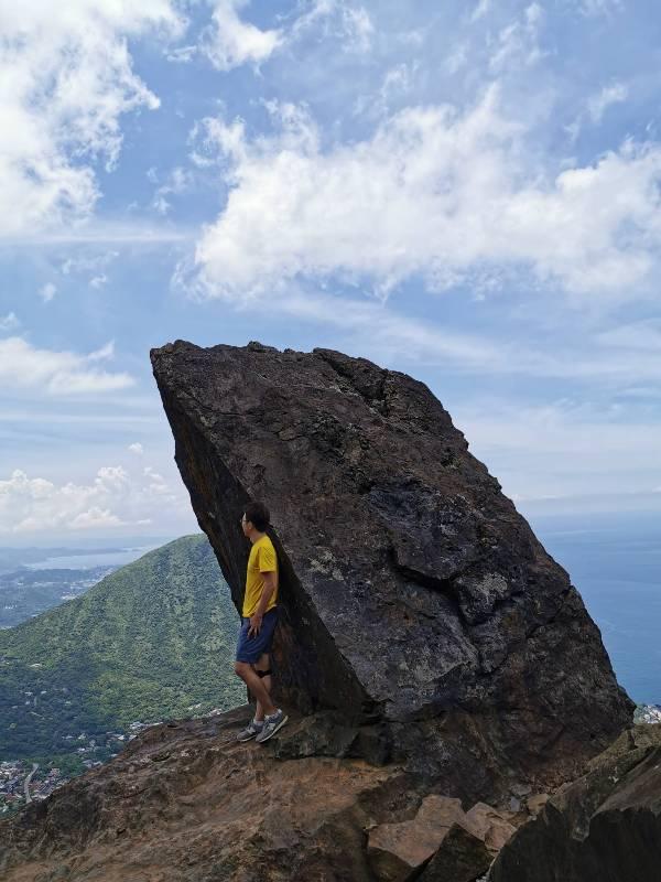 teapotmt.43 瑞芳-茶壺山 超美山海景觀