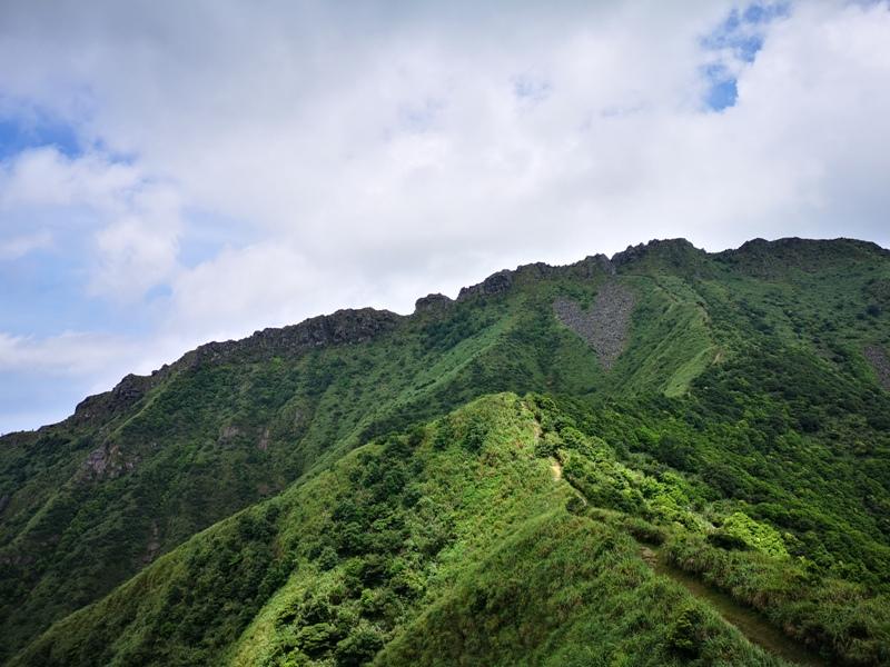 teapotmt.48 瑞芳-茶壺山 超美山海景觀