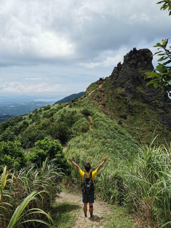 teapotmt.52 瑞芳-茶壺山 超美山海景觀