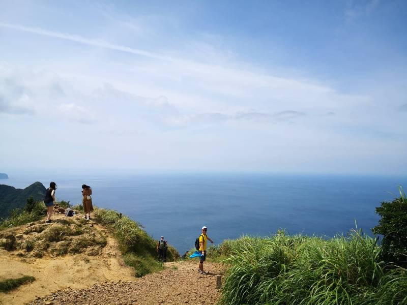 teapotmt.55 瑞芳-茶壺山 超美山海景觀