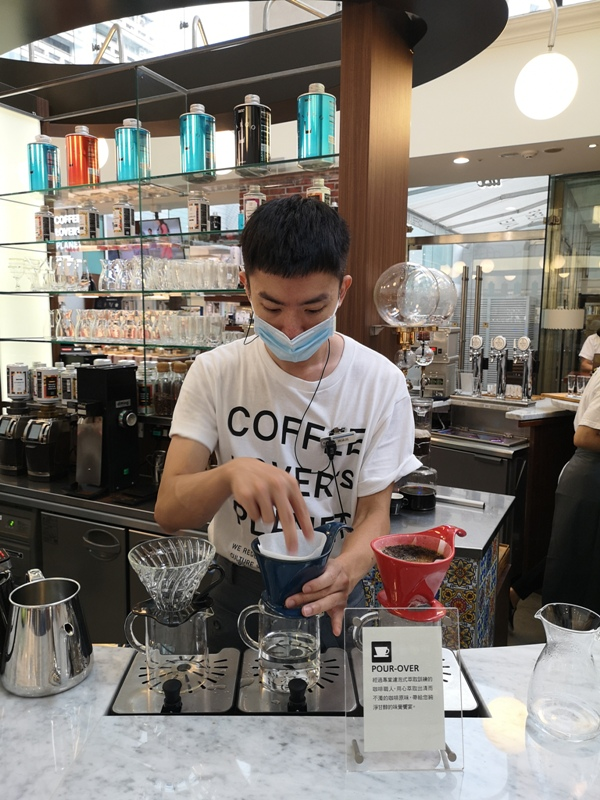 cofferloverplanettaipei10 大安-Coffee Lover's Planet用咖啡讓世界驚艷
