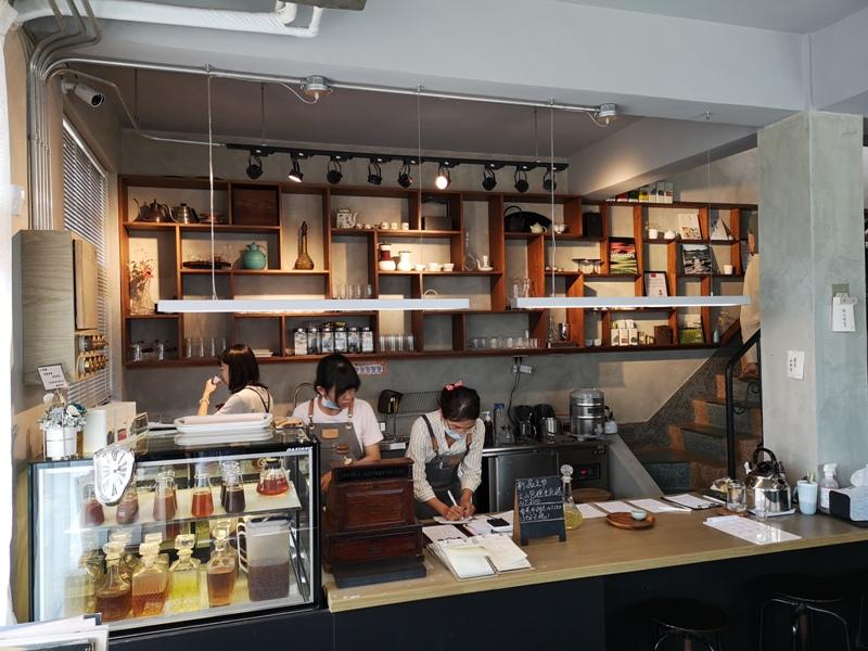 windrisechiayi08 嘉義東區-起風 阿里山下的喫茶室 給茶更多的可能