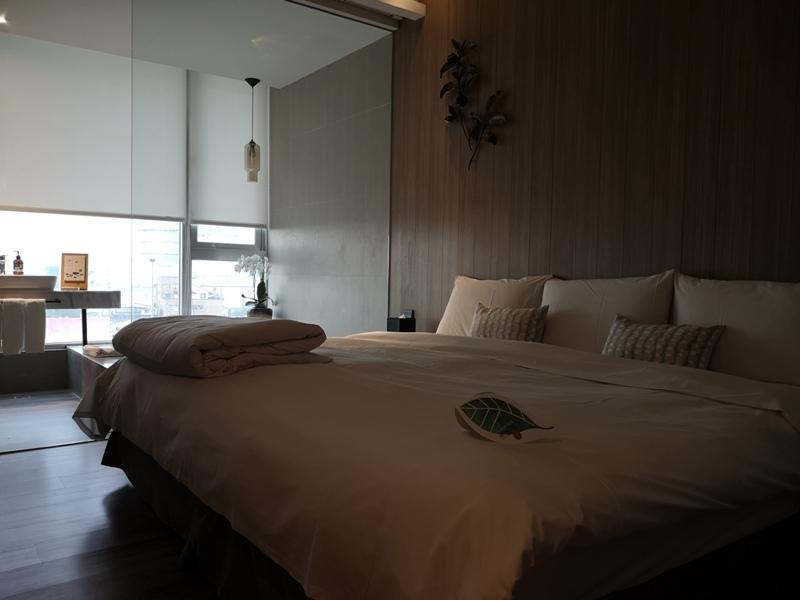 hotelday15 嘉義-桃城茶樣子 最美的飯店 最狼狽的泳池照