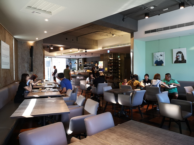hotelday29 嘉義-桃城茶樣子 最美的飯店 最狼狽的泳池照