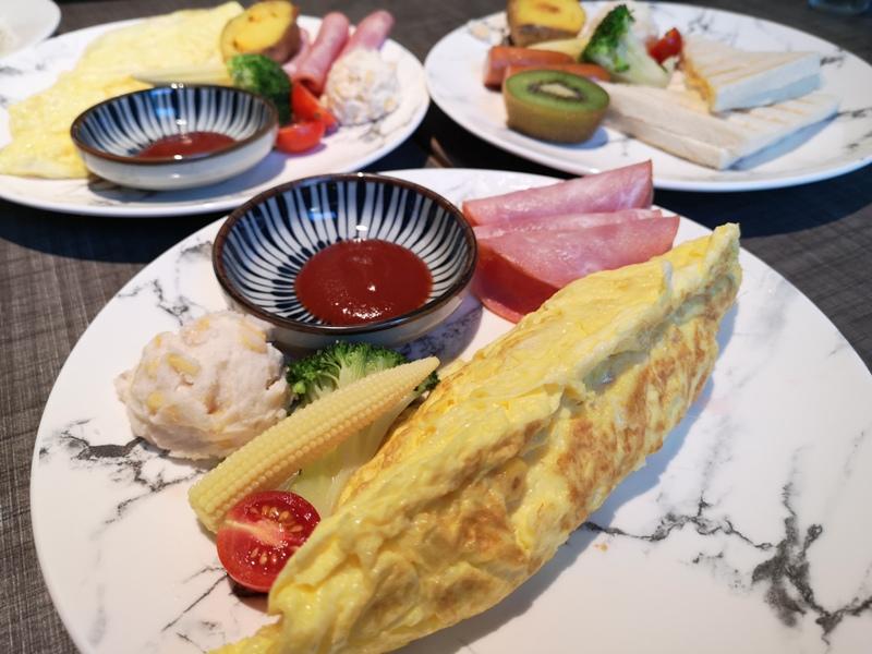 hotelday31 嘉義-桃城茶樣子 最美的飯店 最狼狽的泳池照