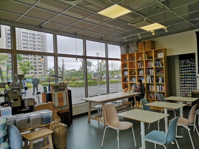 hsuscoffee05 龜山-敘事咖啡 輕鬆舒適...簡單的小咖啡館