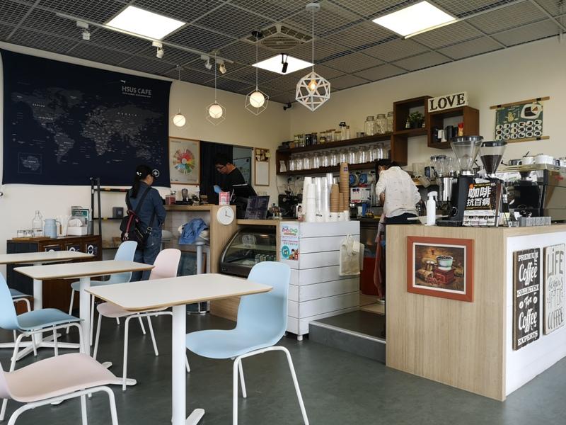 hsuscoffee06 龜山-敘事咖啡 輕鬆舒適...簡單的小咖啡館