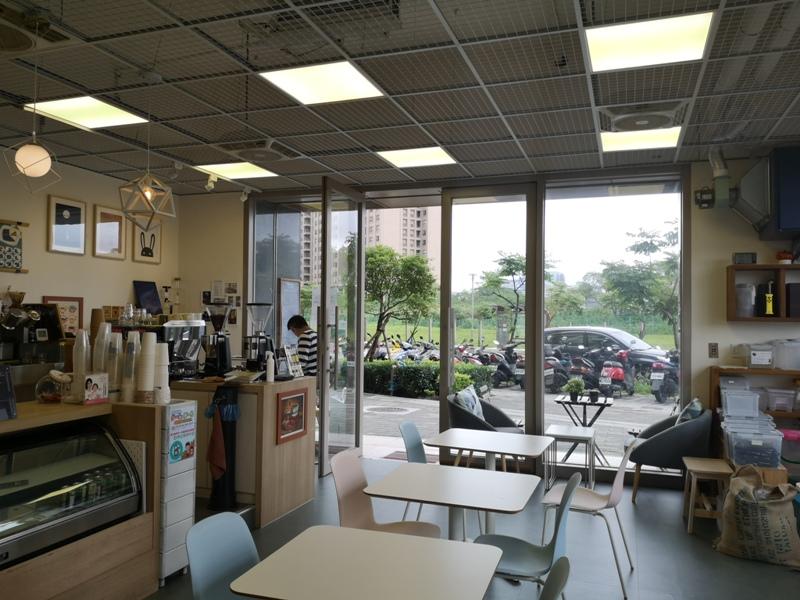 hsuscoffee07 龜山-敘事咖啡 輕鬆舒適...簡單的小咖啡館