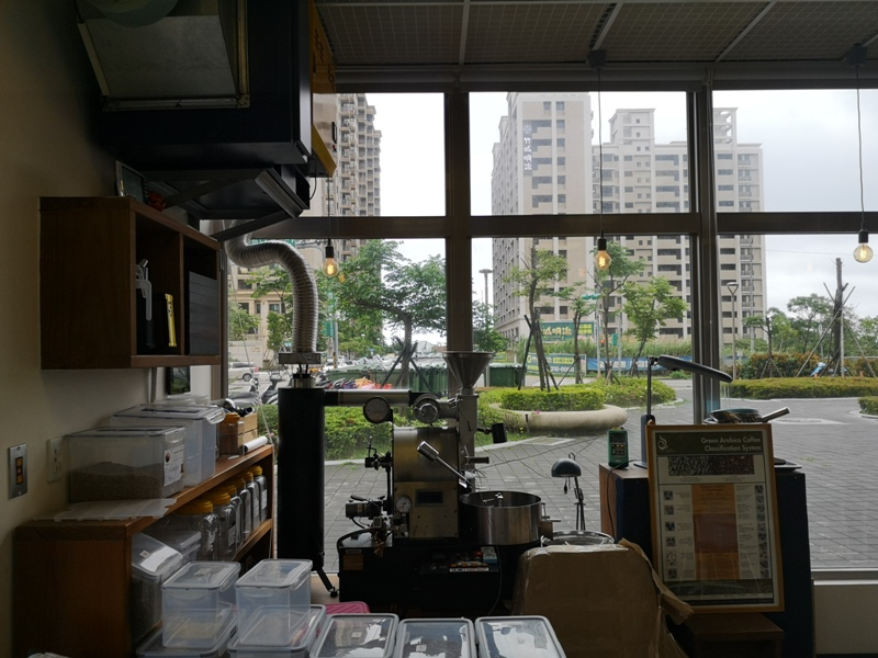 hsuscoffee08 龜山-敘事咖啡 輕鬆舒適...簡單的小咖啡館