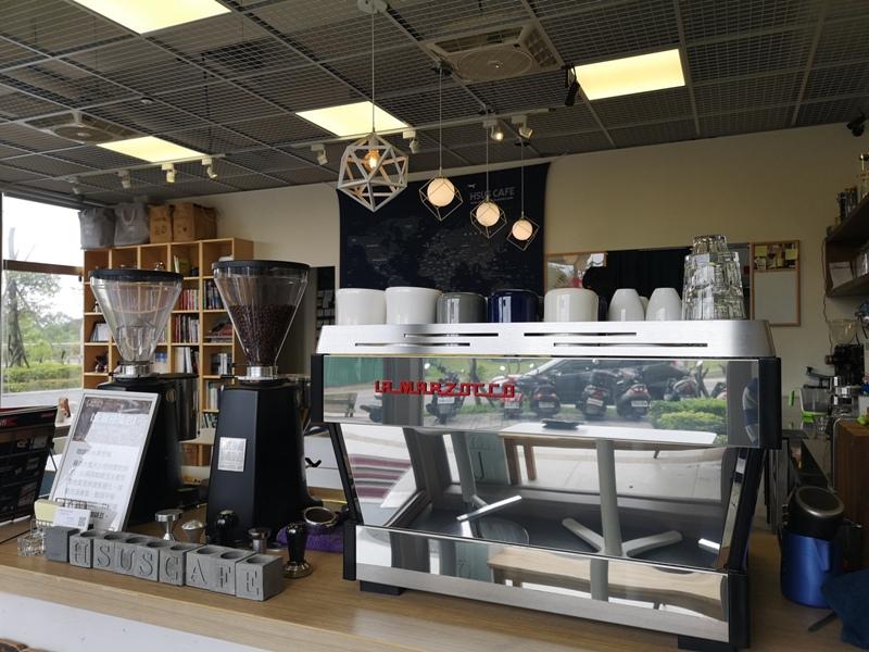 hsuscoffee09 龜山-敘事咖啡 輕鬆舒適...簡單的小咖啡館