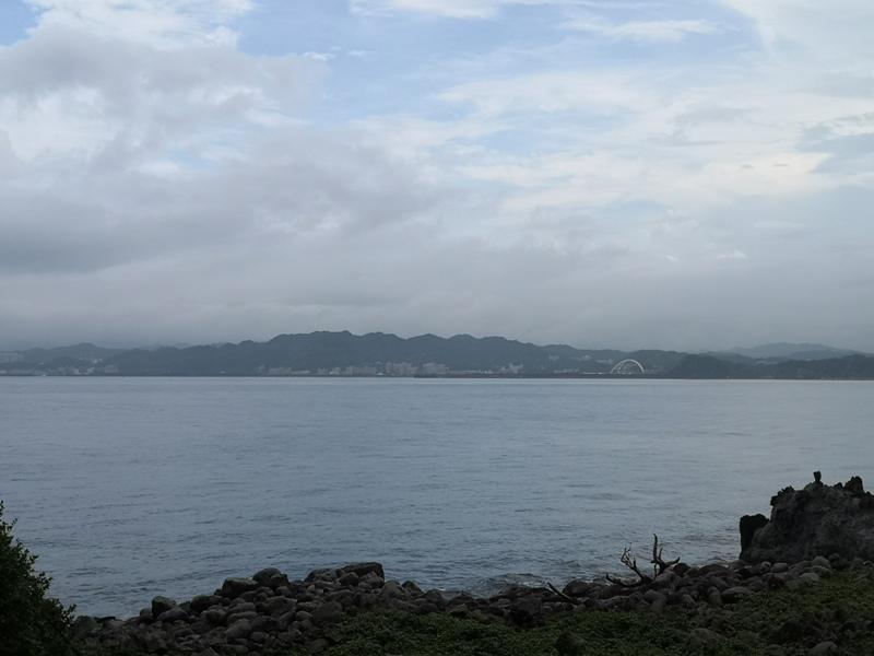 keelungisle11 基隆-首登基隆嶼 攀上最高峰 基隆外海孤獨的存在