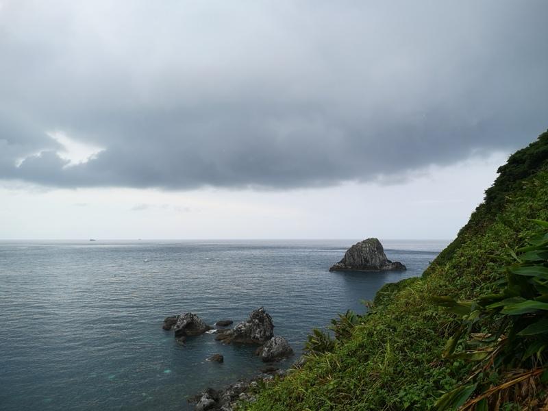 keelungisle18 基隆-首登基隆嶼 攀上最高峰 基隆外海孤獨的存在