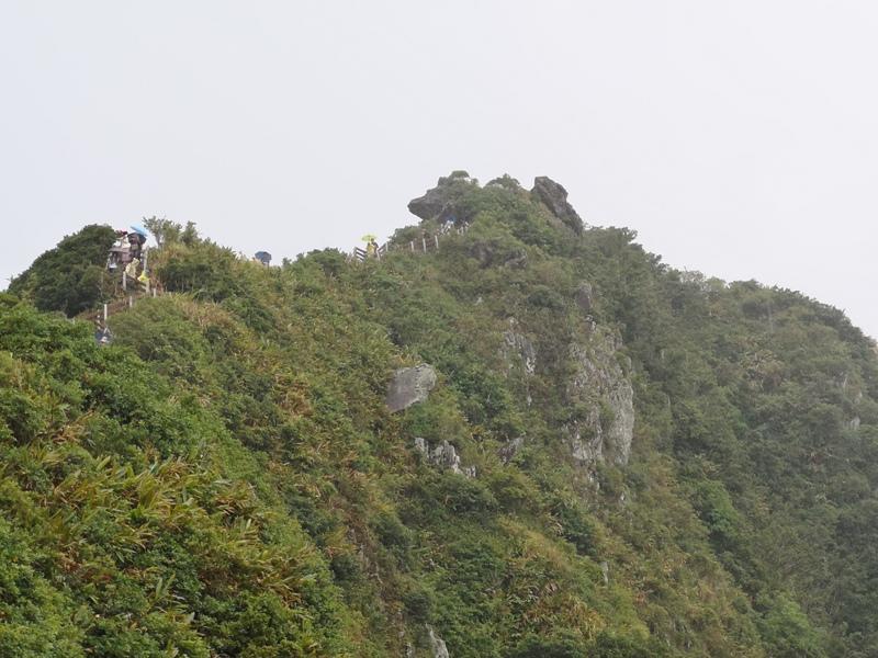 keelungisle22 基隆-首登基隆嶼 攀上最高峰 基隆外海孤獨的存在