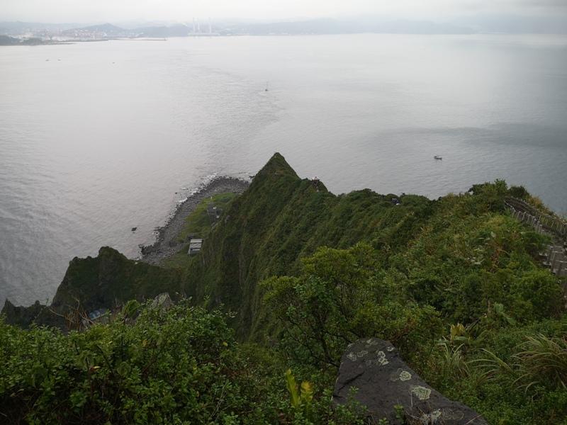 keelungisle23 基隆-首登基隆嶼 攀上最高峰 基隆外海孤獨的存在