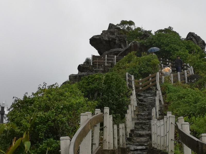 keelungisle24 基隆-首登基隆嶼 攀上最高峰 基隆外海孤獨的存在