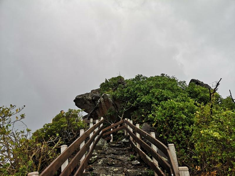 keelungisle25 基隆-首登基隆嶼 攀上最高峰 基隆外海孤獨的存在