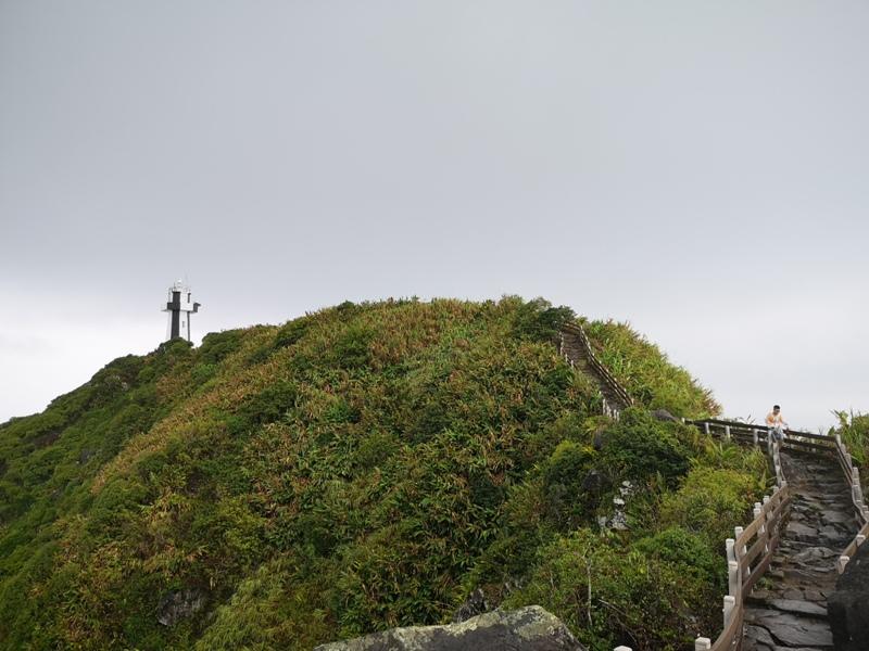 keelungisle29 基隆-首登基隆嶼 攀上最高峰 基隆外海孤獨的存在