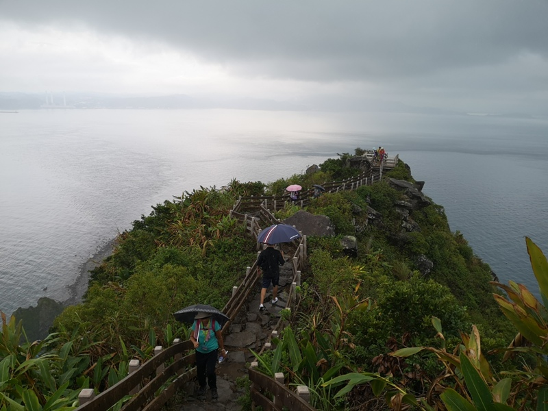 keelungisle32 基隆-首登基隆嶼 攀上最高峰 基隆外海孤獨的存在