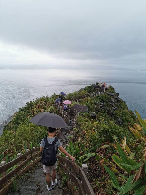 keelungisle33 基隆-首登基隆嶼 攀上最高峰 基隆外海孤獨的存在