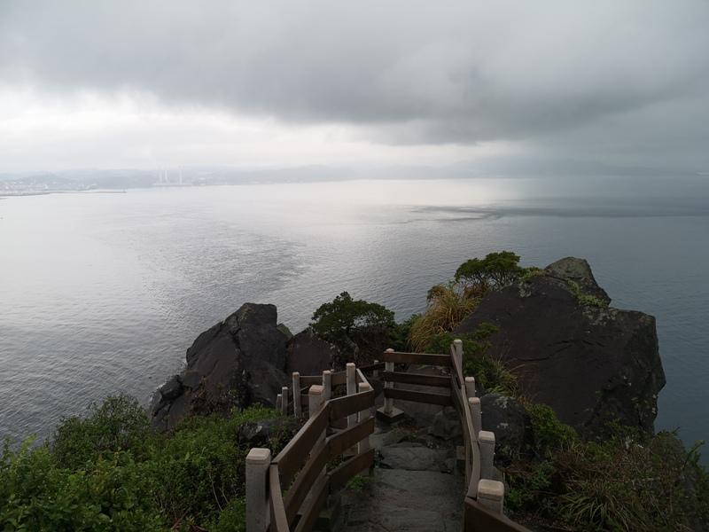 keelungisle34 基隆-首登基隆嶼 攀上最高峰 基隆外海孤獨的存在