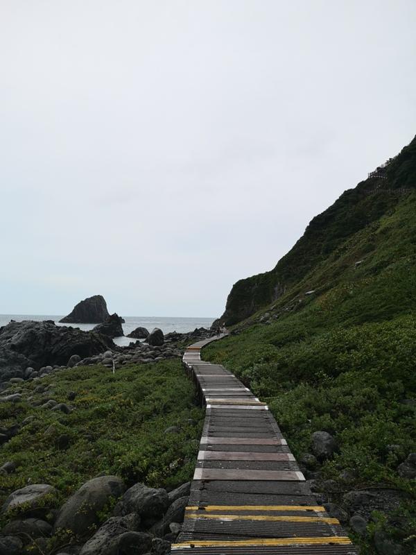 keelungisle35 基隆-首登基隆嶼 攀上最高峰 基隆外海孤獨的存在