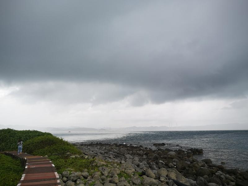 keelungisle38 基隆-首登基隆嶼 攀上最高峰 基隆外海孤獨的存在