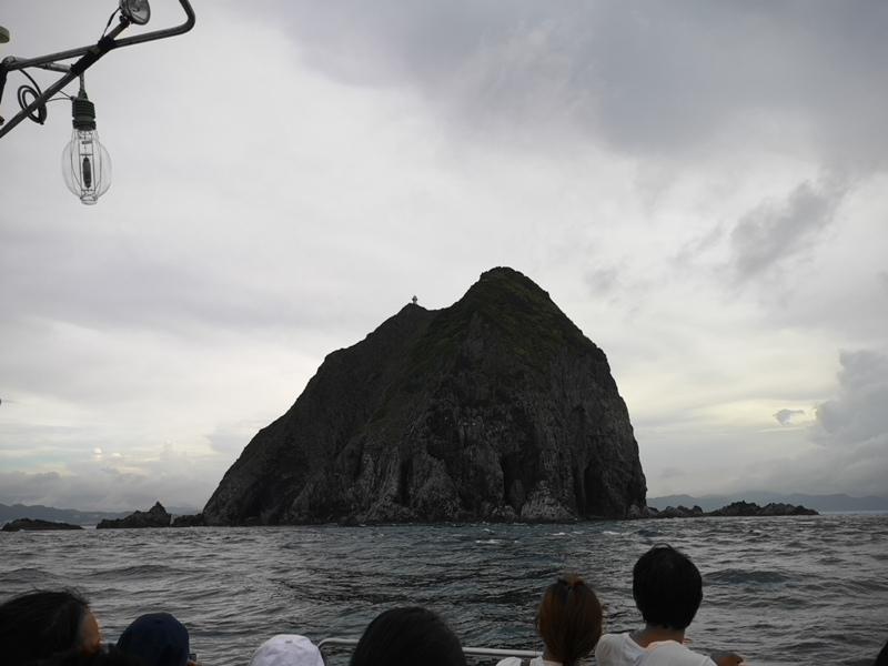 keelungisle42 基隆-首登基隆嶼 攀上最高峰 基隆外海孤獨的存在