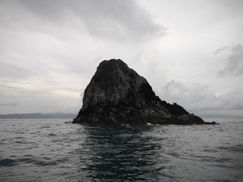 keelungisle44 基隆-首登基隆嶼 攀上最高峰 基隆外海孤獨的存在