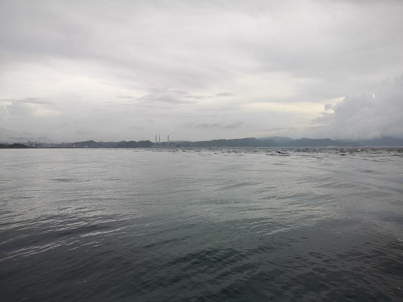 keelungisle45 基隆-首登基隆嶼 攀上最高峰 基隆外海孤獨的存在