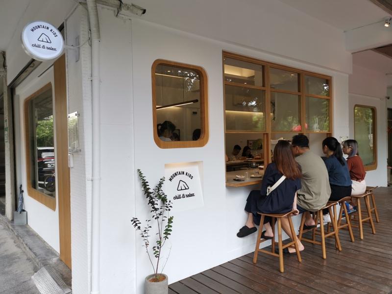 mountainkids02 大安-山小孩二店 小公園旁低調舒適咖啡館