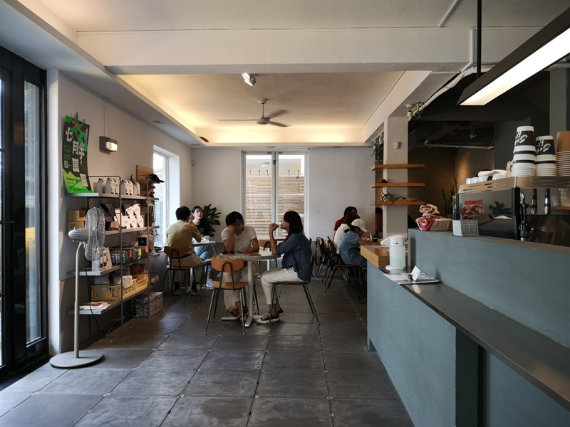 solidbean12 台中西區-Solidbean Coffee Roasters白屋綠樹老屋新味道 來杯手沖吧