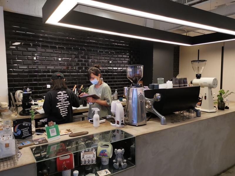 tsubicoffee04 大安-Tzubi coffee厝邊咖啡 甜點咖啡相得益彰
