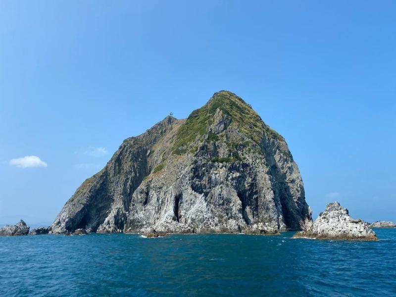 IMG_20200830_193128_457 基隆-首登基隆嶼 攀上最高峰 基隆外海孤獨的存在