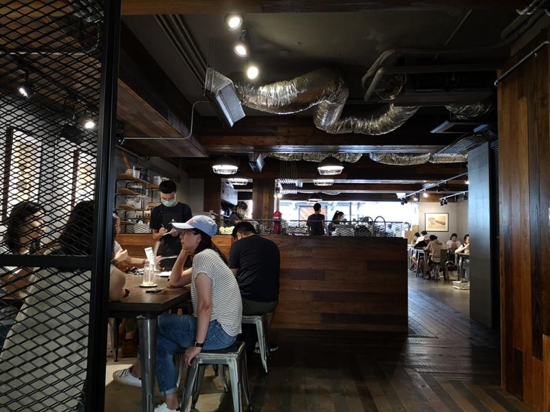 allday12 松山-All Day Roasting Company帶著工業風的咖啡名店 坐落民生社區好清幽