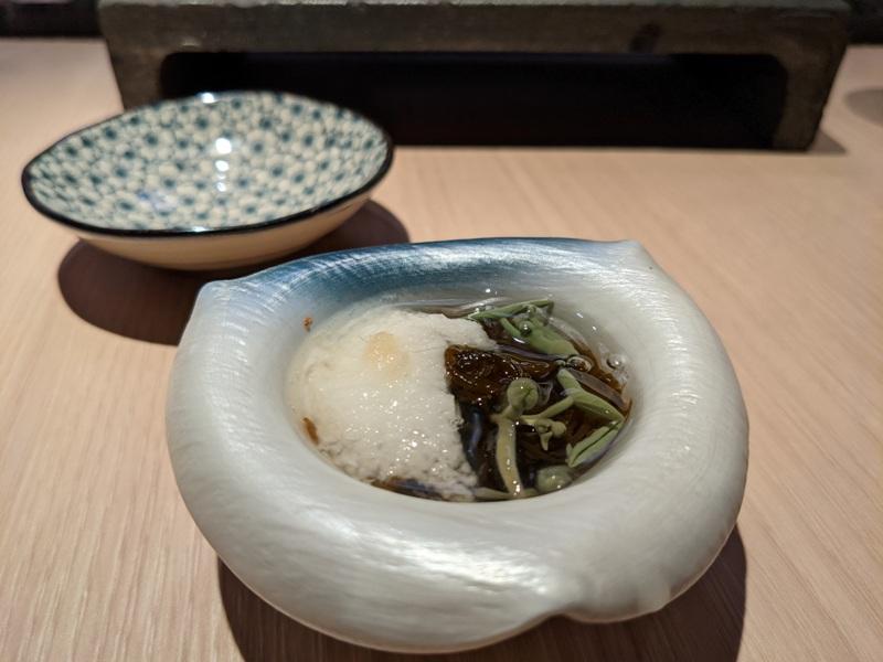 chuyu05 信義-初魚鐵板燒初訪 好吃好吃...意外的帝王蟹太吸睛
