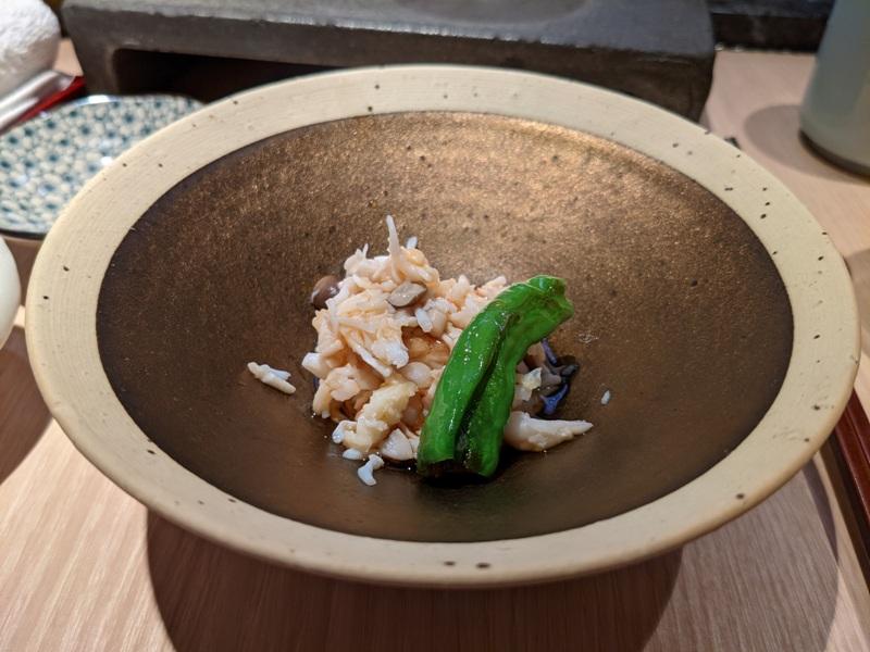 chuyu06 信義-初魚鐵板燒初訪 好吃好吃...意外的帝王蟹太吸睛