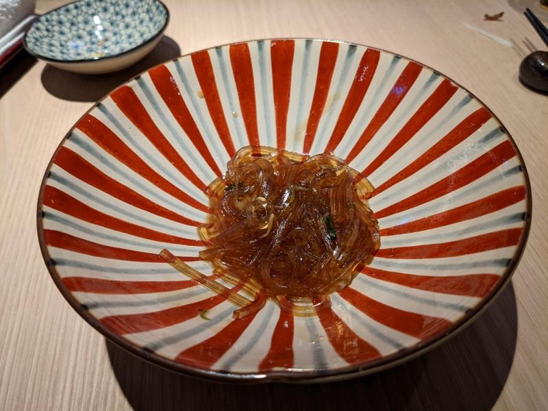 chuyu15 信義-初魚鐵板燒初訪 好吃好吃...意外的帝王蟹太吸睛