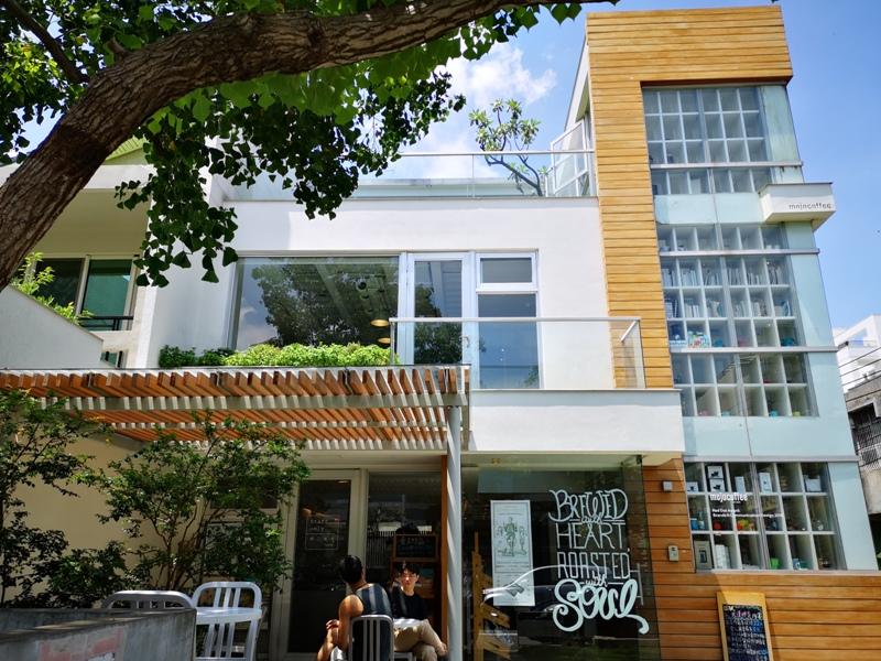 mojocoffee02 台中西區-The Factory Mojocoffee咖啡名店 靜巷內的優雅舒適