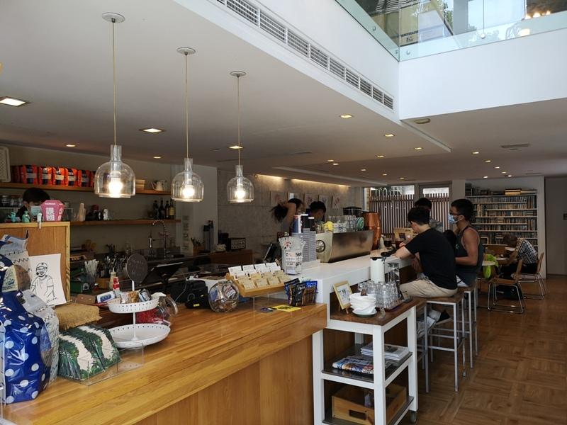 mojocoffee07 台中西區-The Factory Mojocoffee咖啡名店 靜巷內的優雅舒適
