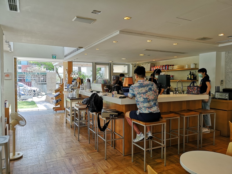 mojocoffee08 台中西區-The Factory Mojocoffee咖啡名店 靜巷內的優雅舒適