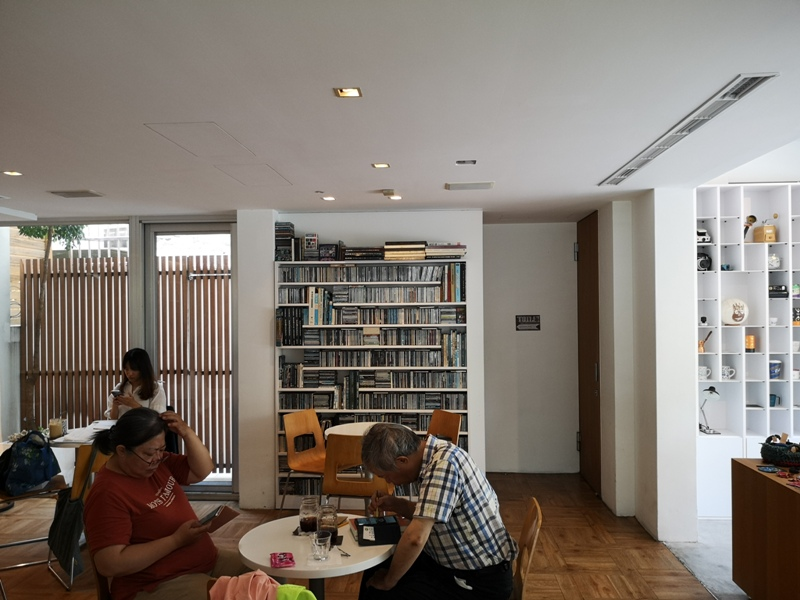 mojocoffee11 台中西區-The Factory Mojocoffee咖啡名店 靜巷內的優雅舒適