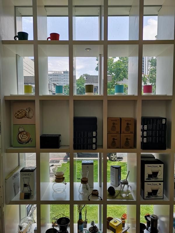 mojocoffee16 台中西區-The Factory Mojocoffee咖啡名店 靜巷內的優雅舒適