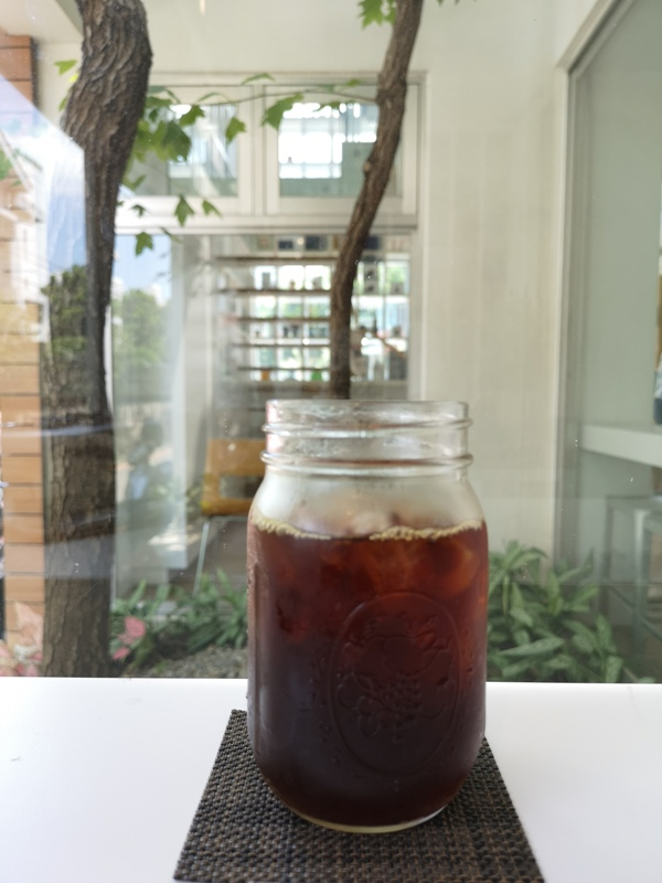 mojocoffee19 台中西區-The Factory Mojocoffee咖啡名店 靜巷內的優雅舒適