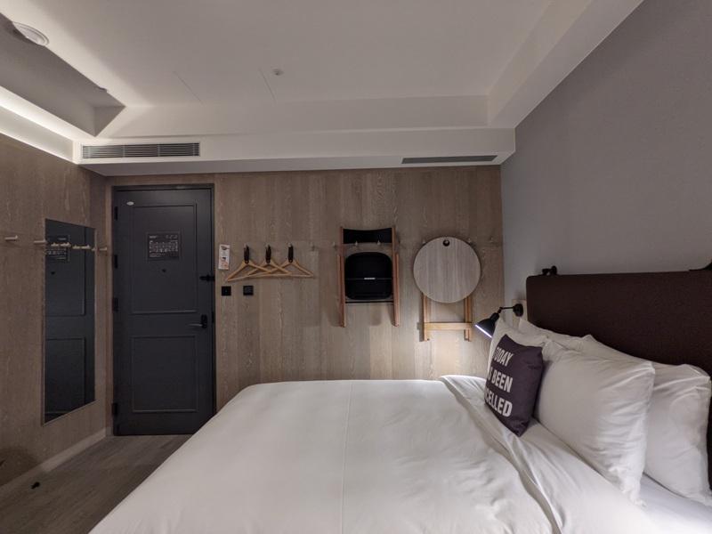 moxytaichung18 南屯-Moxy台中 萬豪潮飯店又一間 簡約IKEA風大廳宛如遊戲間