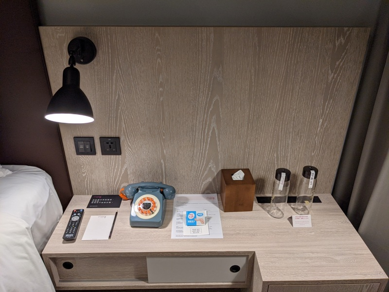 moxytaichung20 南屯-Moxy台中 萬豪潮飯店又一間 簡約IKEA風大廳宛如遊戲間