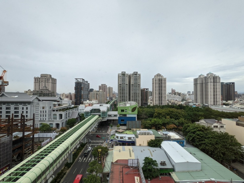 moxytaichung25 南屯-Moxy台中 萬豪潮飯店又一間 簡約IKEA風大廳宛如遊戲間