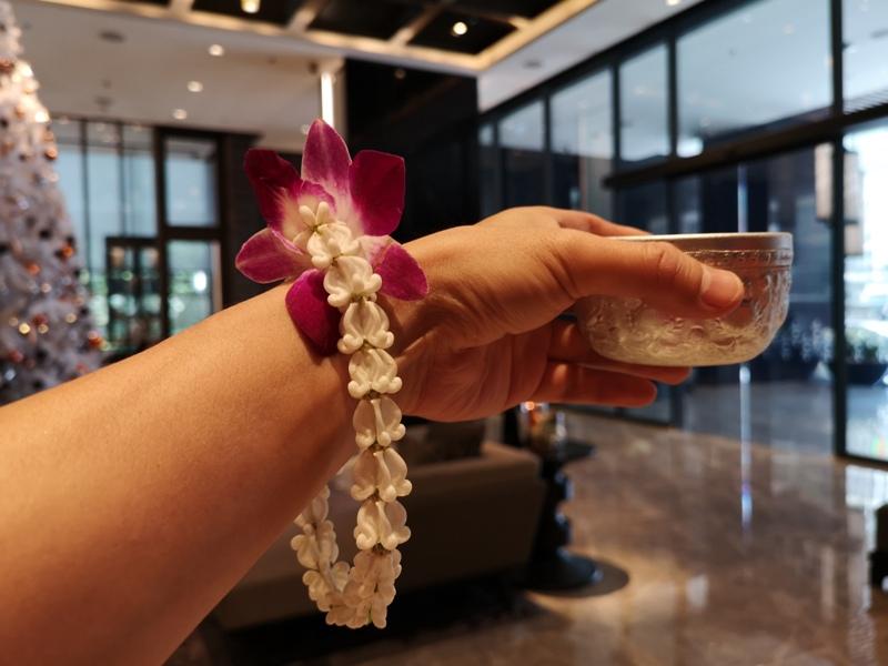 surawongselobby04 Bangkok-曼谷Marriott Hotel The Surawongse太超值...完美住宿大套房網美游池