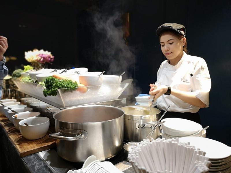 surawongselounge11 Bangkok-曼谷Marriott Hotel The Surawongse太超值...完美住宿大套房網美游池