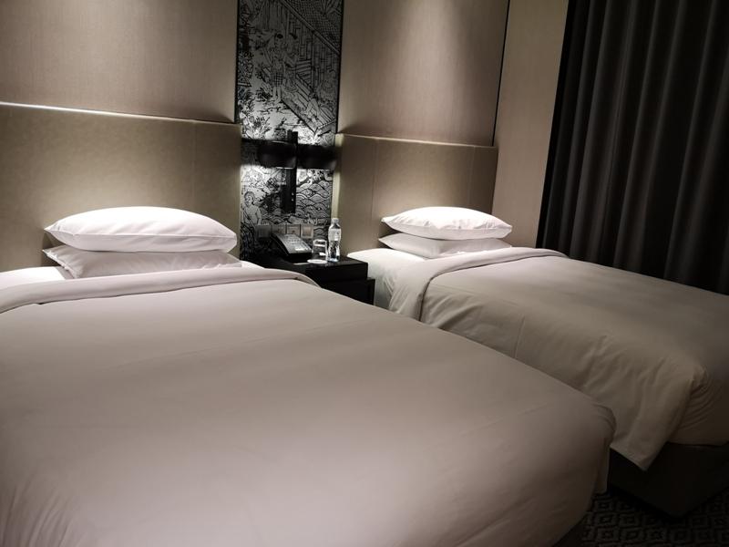 surawongseroom22 Bangkok-曼谷Marriott Hotel The Surawongse太超值...完美住宿大套房網美游池